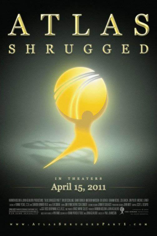Atlas Shrugged: Part 1 Large Poster
