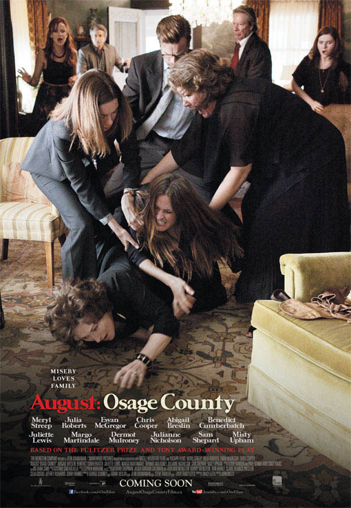 August: Osage County Large Poster
