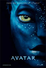 Avatar 3D Movie Poster