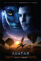 Avatar: An IMAX 3D Experience Movie Poster