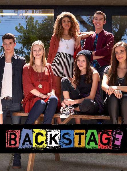 Backstage (TV) Large Poster