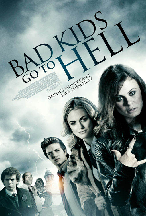 Bad Kids Go to Hell Large Poster