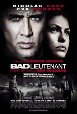 Bad Lieutenant: Port of Call New Orleans Large Poster