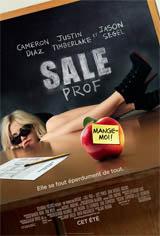 Sale prof Movie Poster