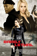 Barely Lethal Movie Poster