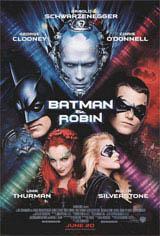 Batman & Robin Movie Poster