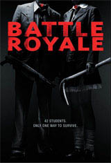 Battle Royale Movie Poster