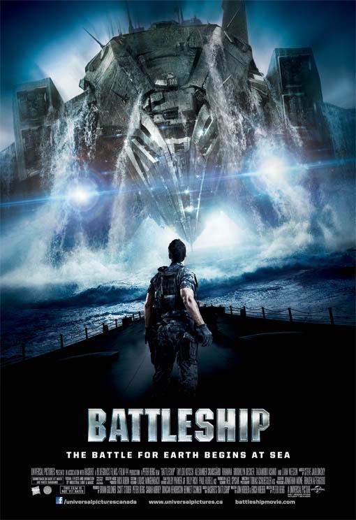 Battleship Large Poster