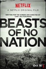 Beasts of No Nation Movie Poster
