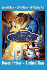 Beauty and the Beast: Diamond Edition Movie Poster