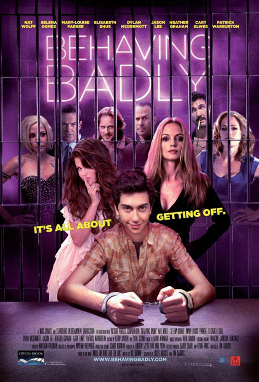 Behaving Badly Large Poster