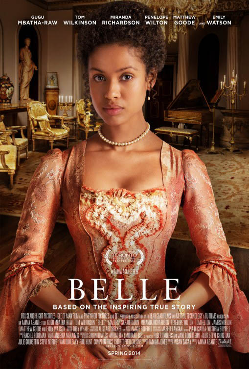 Belle Large Poster