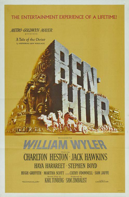 Ben-Hur (1959) Large Poster