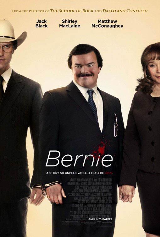 Bernie Large Poster