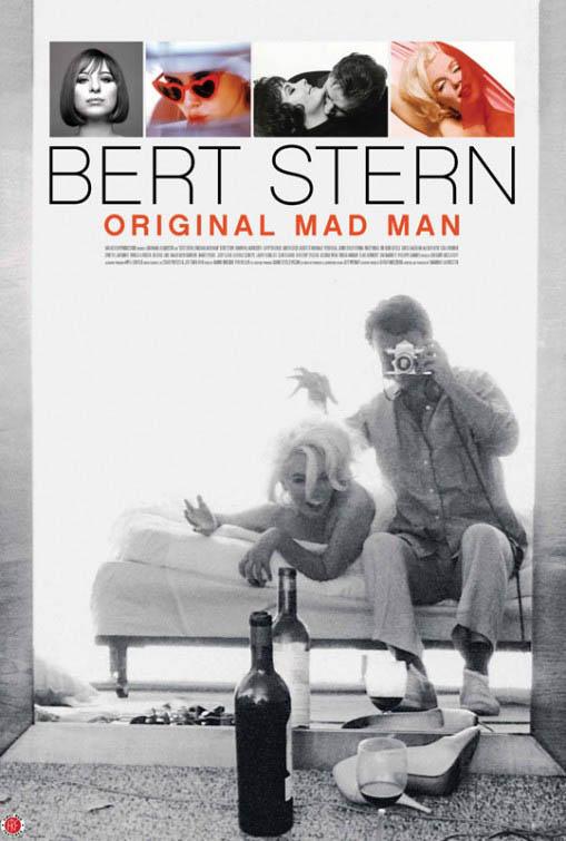 Bert Stern: Original Madman Large Poster
