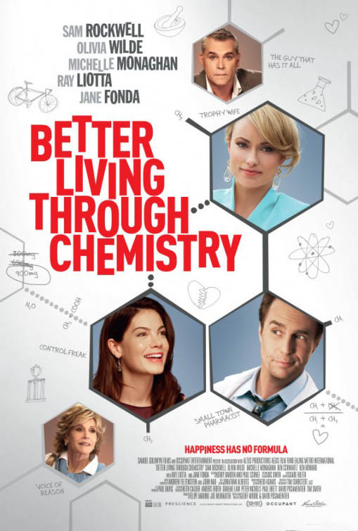 Better Living Through Chemistry Large Poster
