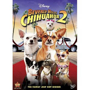 Beverly Hills Chihuahua 2 Large Poster
