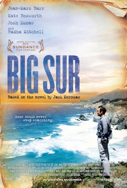 Big Sur Large Poster
