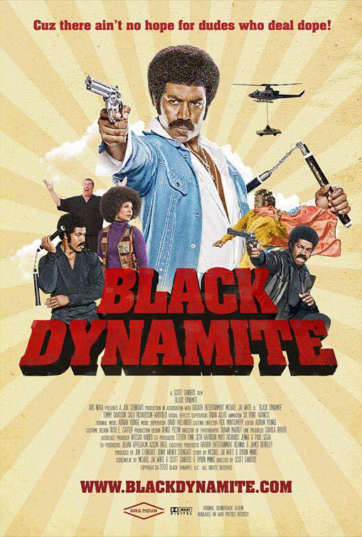 Black Dynamite Large Poster