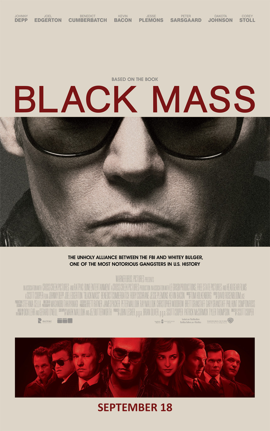 Black mass release date in Melbourne