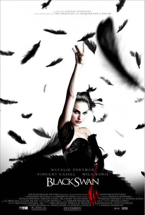 Black Swan Large Poster
