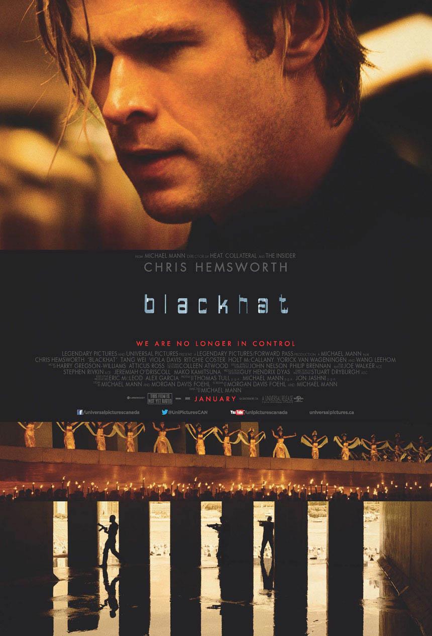 Blackhat Large Poster