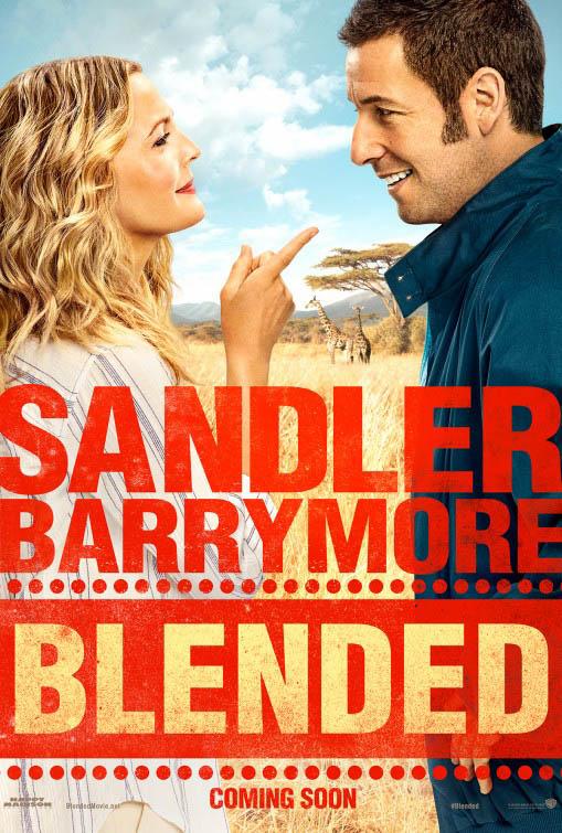 Blended   On DVD   Mov...