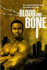 Blood and Bone Movie Poster