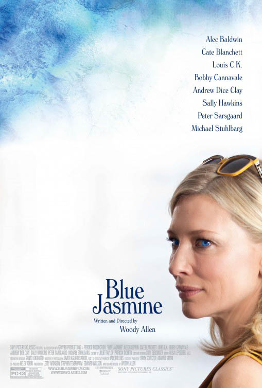 Blue Jasmine official Movie Poster