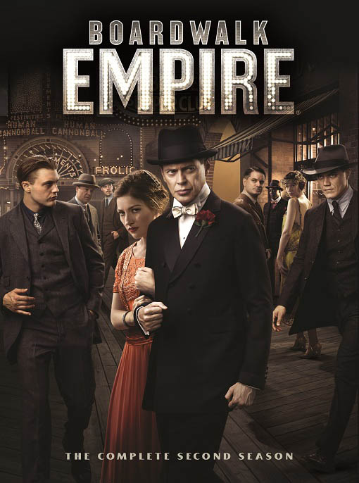 Boardwalk Empire: The Complete Second Season Large Poster