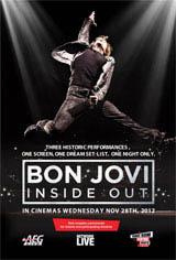 Bon Jovi Inside Out Movie Poster