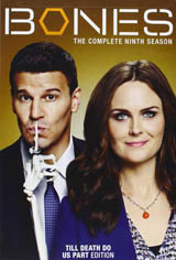 Bones: The Complete Season Nine Movie Poster