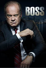 Boss: Season One Movie Poster