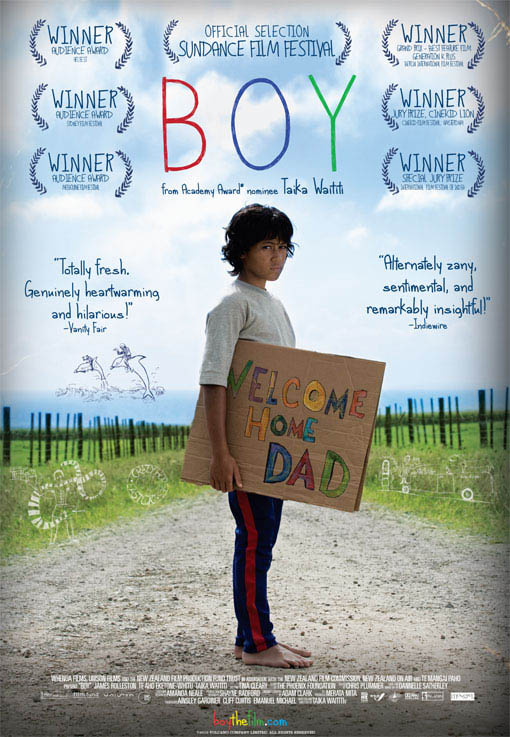 Boy Large Poster