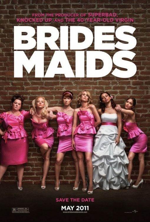 Bridesmaids Large Poster