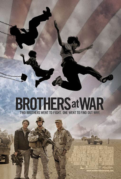 Brothers at war poster for New kid movies coming out this weekend
