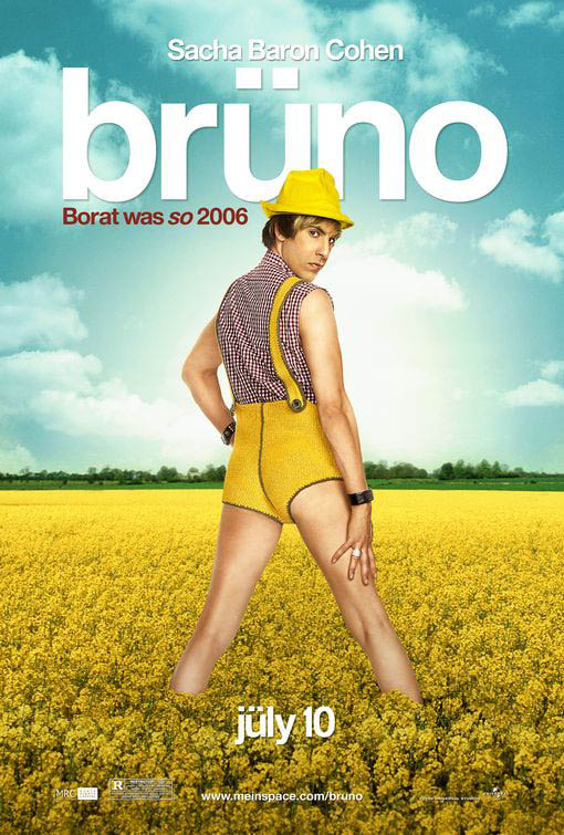 Bruno Large Poster