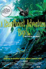 Bugs! A Rainforest Adventure Movie Poster