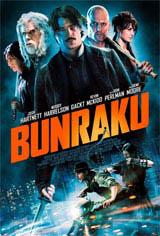Bunraku Movie Poster