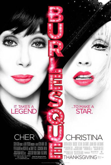 Burlesque Large Poster