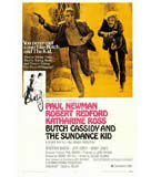 Butch Cassidy And The Sundance Kid Movie Poster