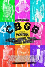CBGB Movie Poster