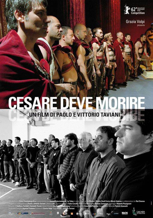 Caesar Must Die Large Poster