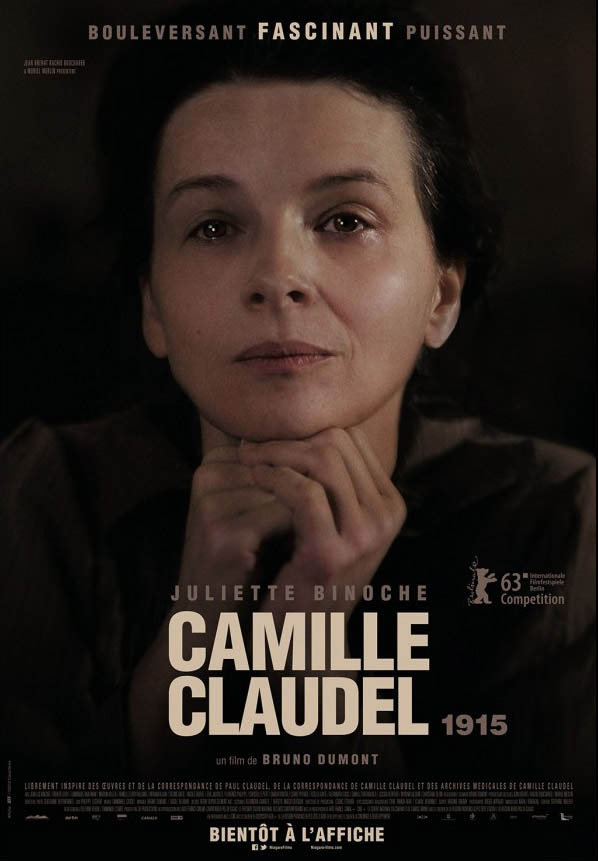 Camille Claudel 1915 Large Poster