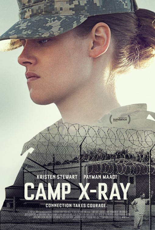 Camp X-Ray Large Poster
