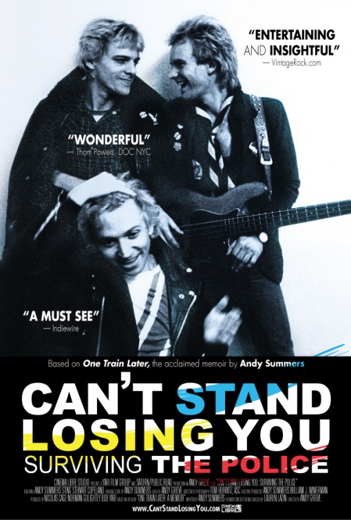 Police, The - Can't Stand Losing You (Live)
