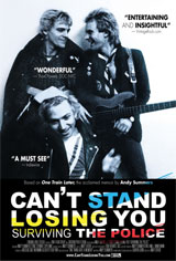 Can't Stand Losing You: Surviving the Police Movie Poster