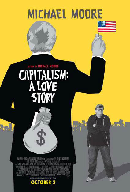 Capitalism: A Love Story Large Poster