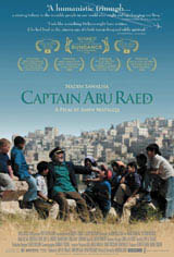 Captain Abu Raed Movie Poster