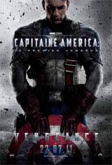 Capitaine America : Le premier vengeur Movie Poster